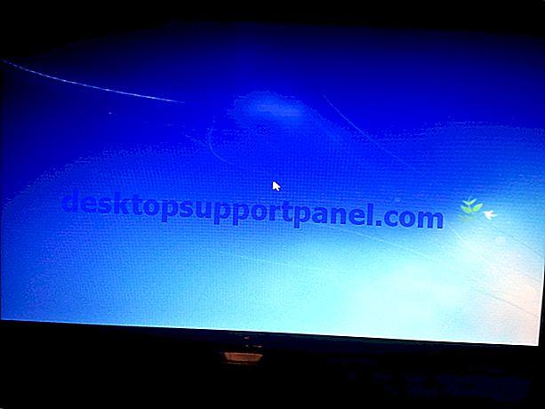 So beheben Sie leere Benutzerkonten Bild im Windows 7-Begrüßungsbildschirm