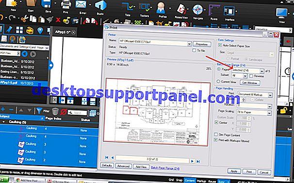 So löschen Sie Bilder oder Seiten aus einer PDF-Datei