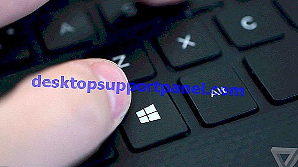 Liste principale des raccourcis clavier pour Windows 10