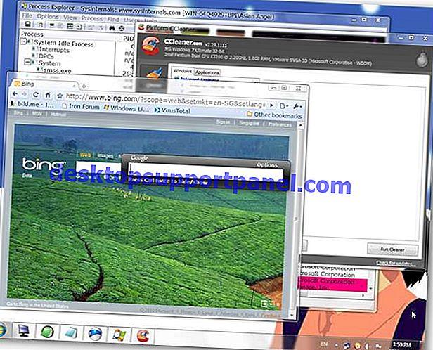 Hur man aktiverar eller inaktiverar Aero i Windows Vista