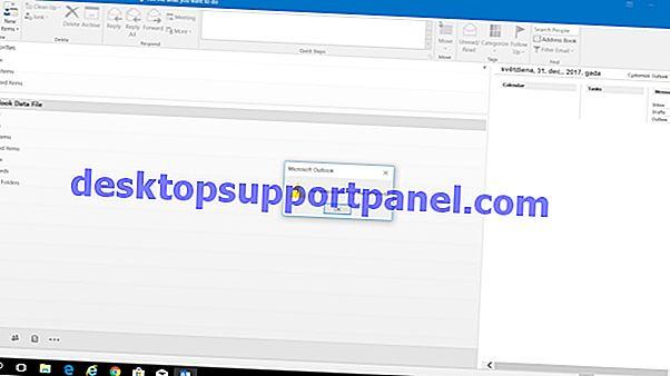 Bagaimana Memperbaiki Kesalahan Sekatan Hyperlink Outlook?