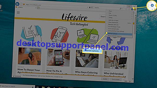 Wie deaktiviere ich die Zoomstufe in Internet Explorer?